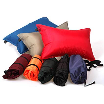 Healthy Air Pillows (Inflating Cushions)